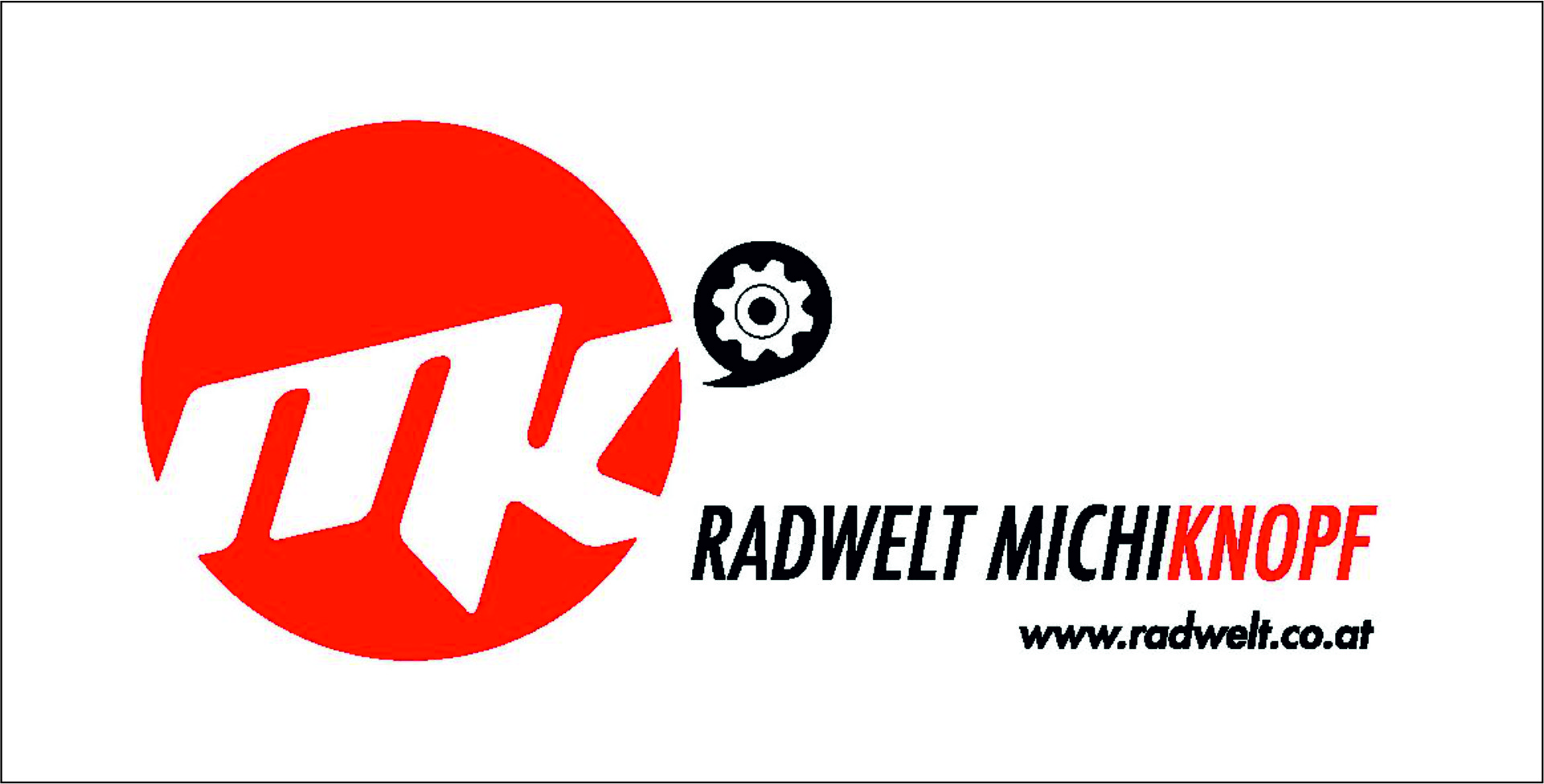 Logo von der Radwelt Michael Knopf