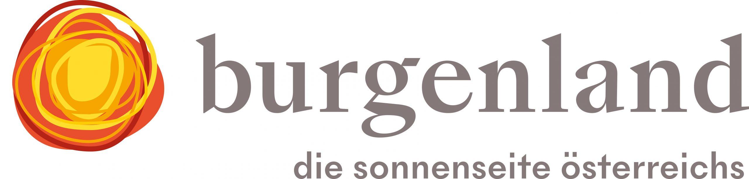 Logo vom Burgenland Tourismus