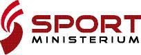 Logo vom Sportministerium