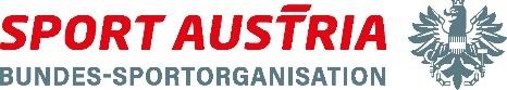 Logo von der Sport Austria
